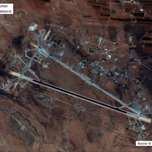 base siria bombardeig EFE