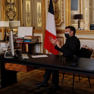 França Macron EFE