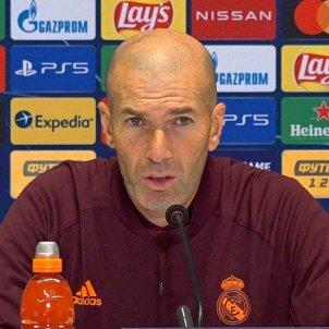 Zinedine Zidane Real Madrid Europa Press