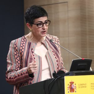EuropaPress ministra asuntos exteriores ue cooperacion arancha gonzalez laya rueda