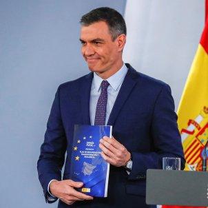 Pedro Sánchez presidente España - Efe