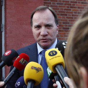 primer ministro sueco Stefan Löfven efe