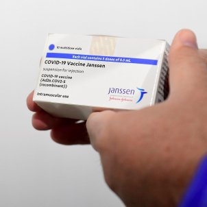 vacuna Janssen efe