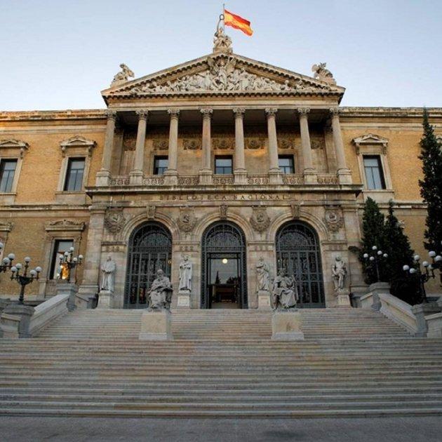 Biblioteca Nacional de España - Europa Press