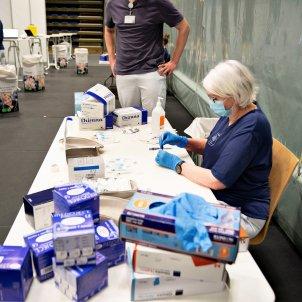 Vacuna coronavirus Dinamarca EFE