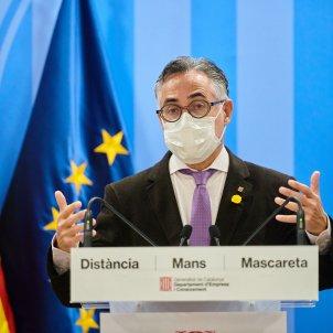 conseller Ramon Tremosa rueda de prensa - Julio Díaz