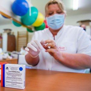 Russia Sputnik Vacuna Covid EFE