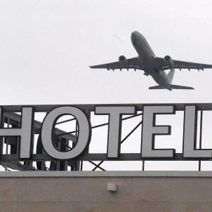 certificado vacunació europeo movilidad avión Hotel / EFE