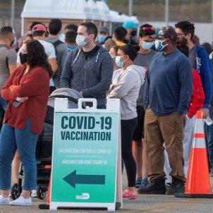 vacunación Covid Estados Unidos Miami Efe