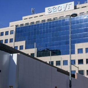 Foto exterior edificio sacyr - Ricardo Rubio / Europa Press