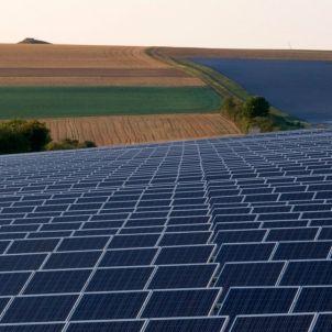 Panell solar Alemania 2000