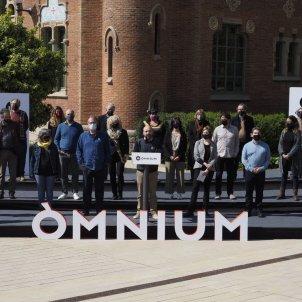 Òmnium Cultural Marcel Mauri