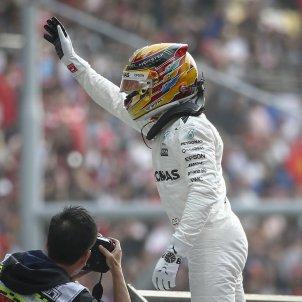 Lewis Hamilton GP Xina Fórmula 1 Efe