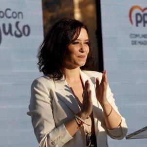 Isabel Diaz Ayuso EFE