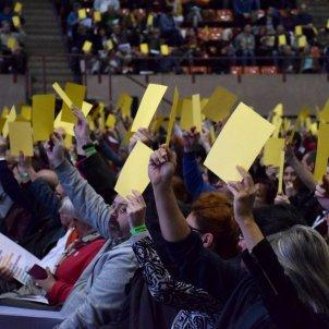 Votacions assemblea Un País en Comú