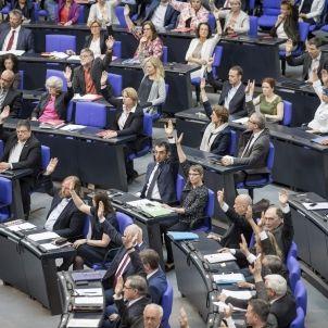 Bundestag Alemanya - EFE
