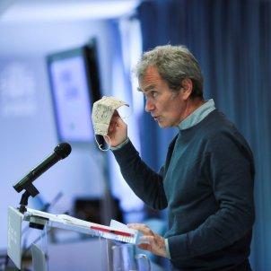 Fernando Simón rueda de prensa EFE