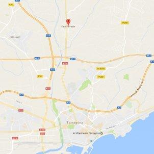 SANT SALVADOR TARRAGONA   GOOGLE MAPS