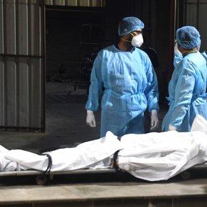 coronavirus india muerto efe