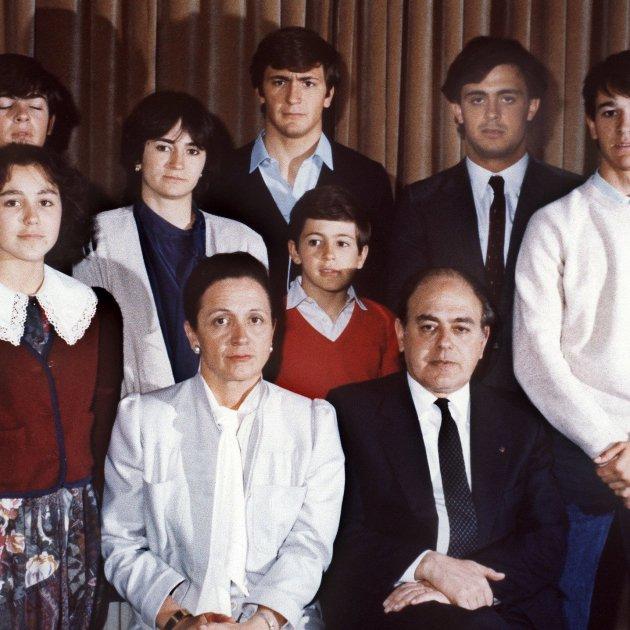 Familia Pujol Ferrusola