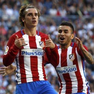 Antoine Griezmann celebracio gol Atletic de Madrid EFE