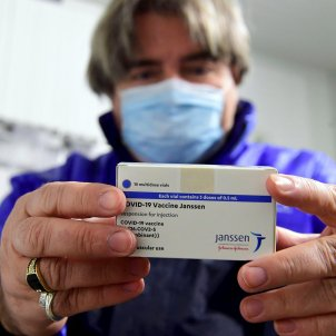 vacuna janssen coronavirus efe