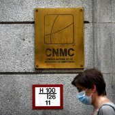 Logo cnmc - Óscar Cañas / Europa Press