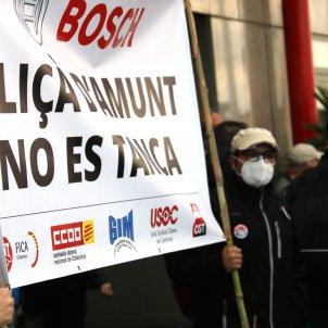 Cierre planta Bosch lliça de munt - ACN