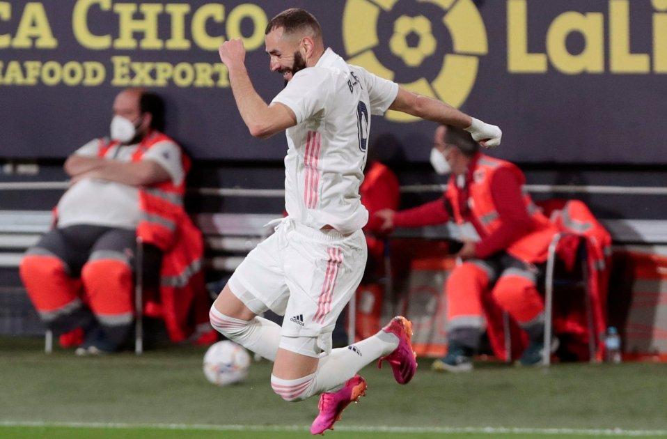 Benzema Real Madrid EFE