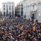 Proclamación república catalana 27-o 2017 barcelona /ACN