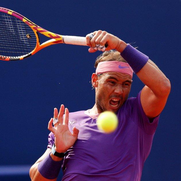 Rafa Nadal Barcelona Open Banc Sabadell Efe