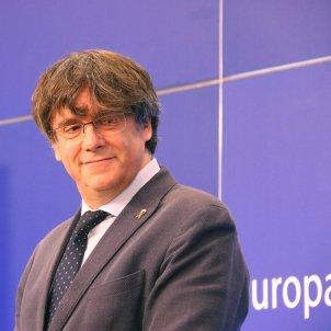 presidente exilio carles puigdemont europa / acn
