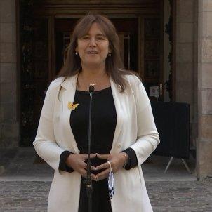 Laura Borràs Parlament Sant Jordi