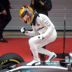 Lewis Hamilton Fórmula 1 GP Xina Efe