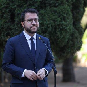 Pere Aragonès Sant Jordi 2021 - Sergi Alcàzar