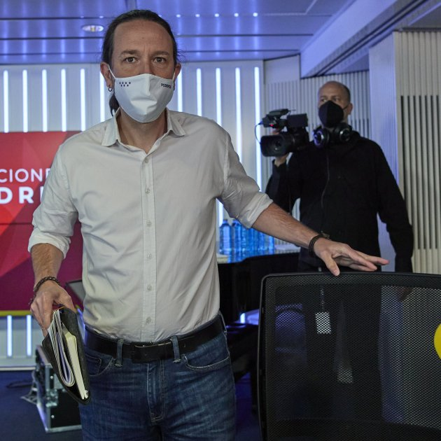 Iglesias Debat Ser - Europa Press