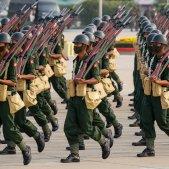 Myanmar 2021 EFE