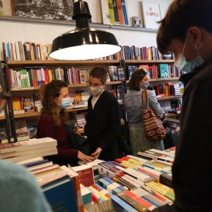 llibreria LaMemòria Sergi Alcàzar