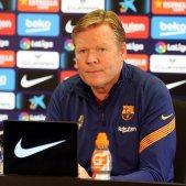 Ronal Koeman rueda prensa Barca FC Barcelona