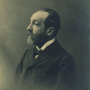 Mor el doctor Robert, l'alcalde del Tancament de Caixes. Fotografia. Font Ajuntament de Barcelona