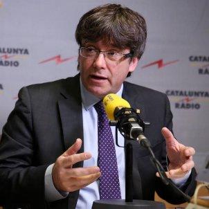 Puigdemont Cat Ràdio Jordi Bedmar