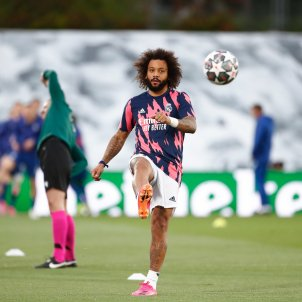 Marcelo Real Madrid Champions Europa Press
