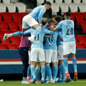 PSG Manchester City EFE