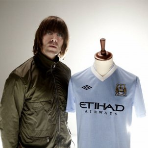 liam gallaguer oasis Manchester City / Flickr