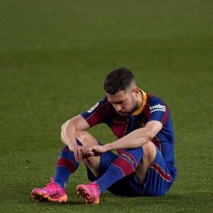 Barça Granada Jordi Alba EFE