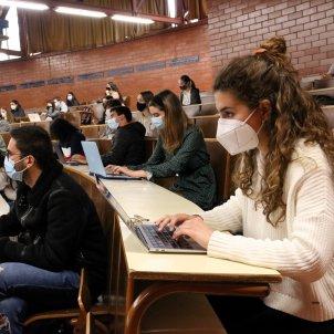 universitat barcelona ub ACN
