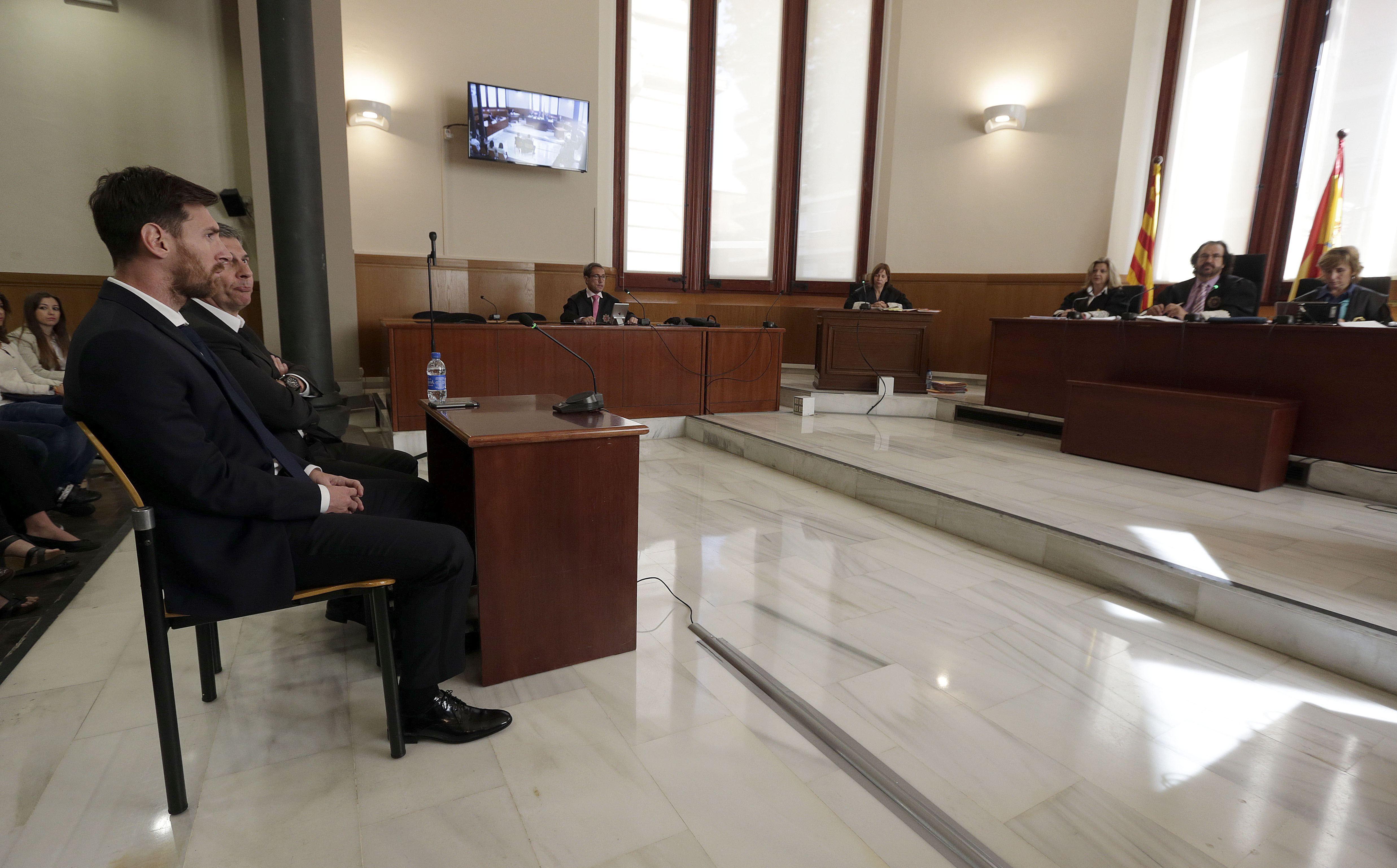 judici Messi / EFE
