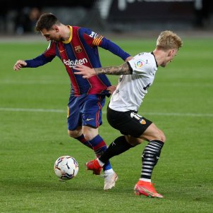 Leo Messi Wass Barca Valencia EFE
