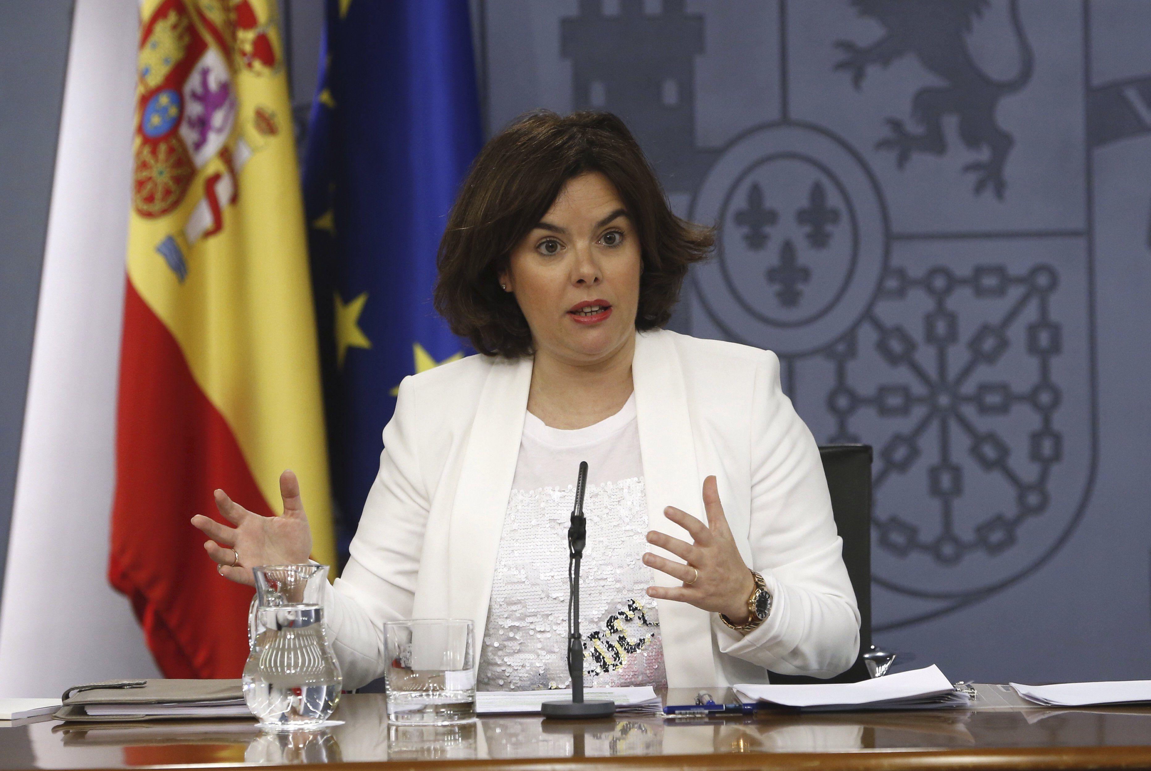 Soraya Saenz de Santamaria-PP-efe