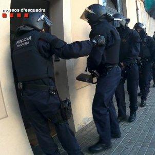 mossos estafes gas